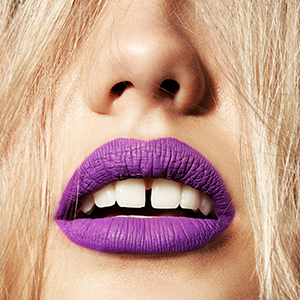 Lip à la mode