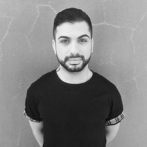 HAIR: Anmar Sahar