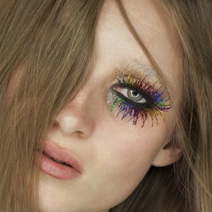 Beauty: The Glitter Effect