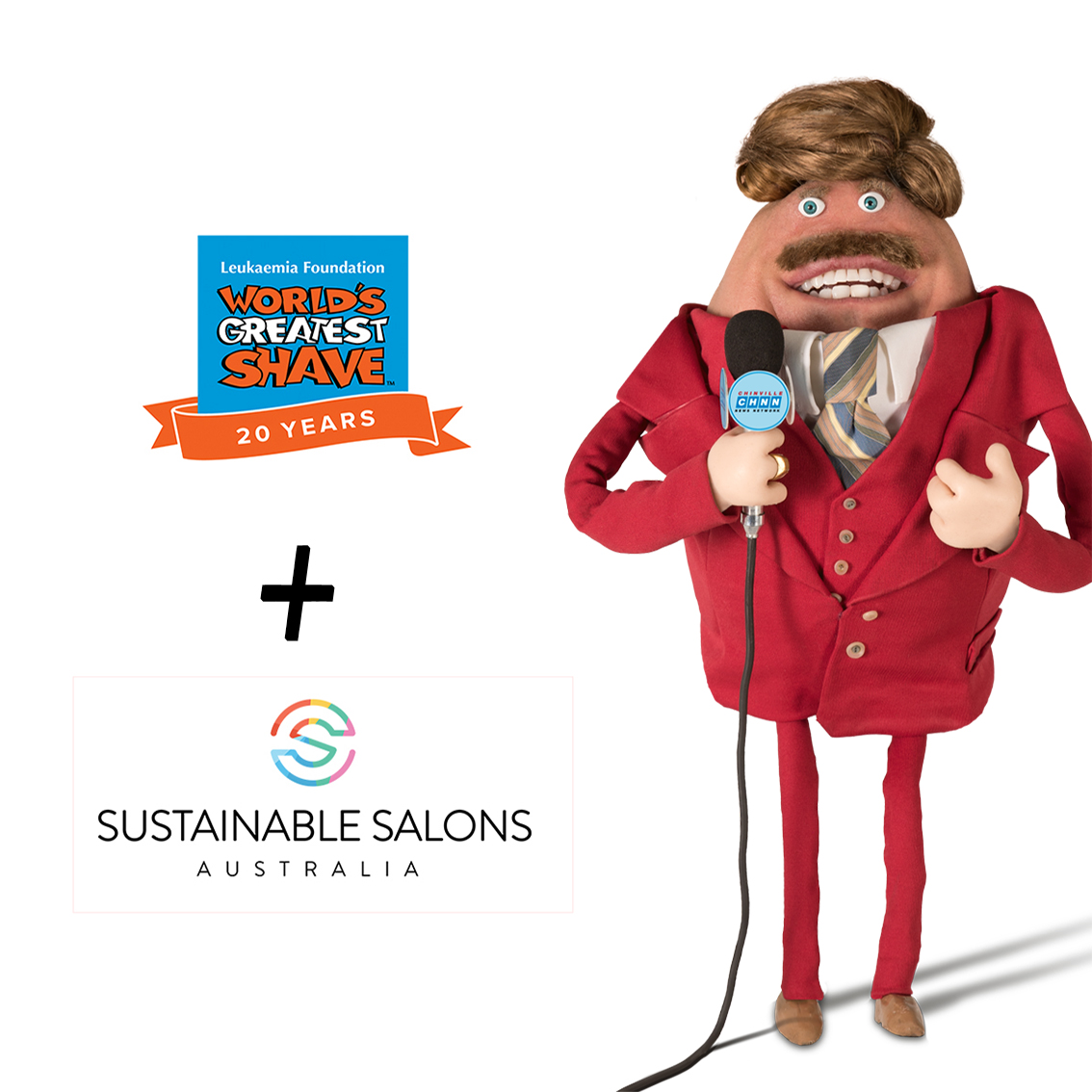 World's Greatest Shave + Sustainable Salons