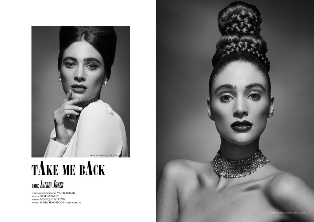 Take Me Back - Issue 8