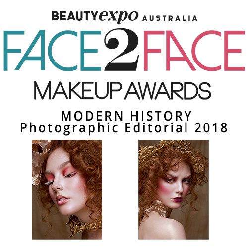 Beauty Expo Australia-Face2Face Awards-Photographic Editorial