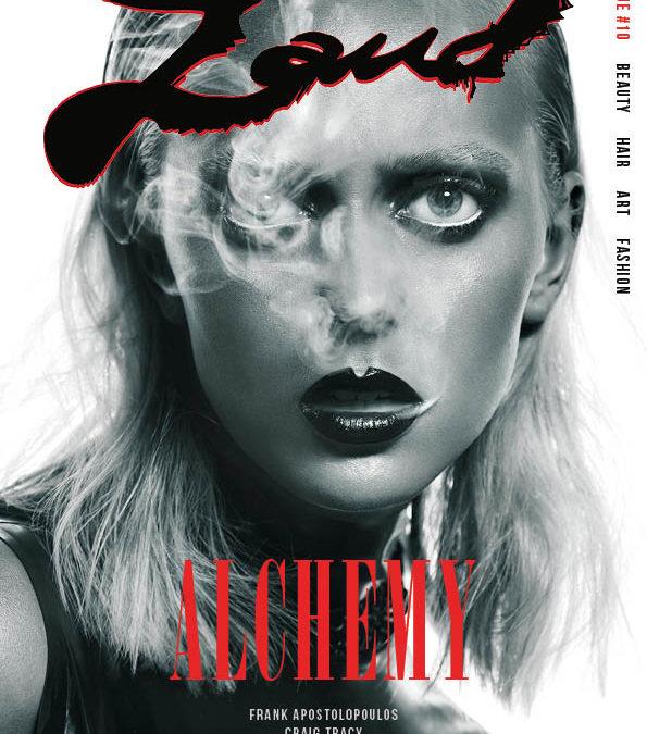 Issue #10  Alchemy